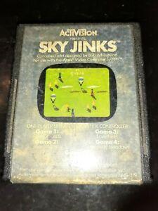 Sky-Jinks-Atari-2600-1982-BUY-2-GET-1-FREE-FREE-SHIPPING
