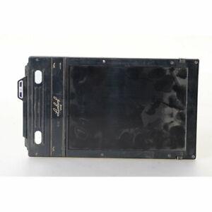 Linhof Doppelplanfilmkassette mit Auswerfer 13x18 / Planfilmadapter