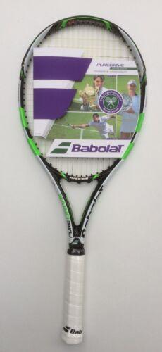 L3 Babolat Pure Drive Wimbledon Gripsize 4 3//8 besaitet NEU