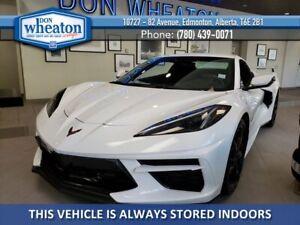 2021 Chevrolet Corvette Convertible Z51 3LT Lift Black Rims High Wing Spoiler