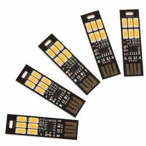 Soshine-6-LED-USB-Power-Night-Light-1W-5V-Touch-Dimmer-Function-Warm-White-Light