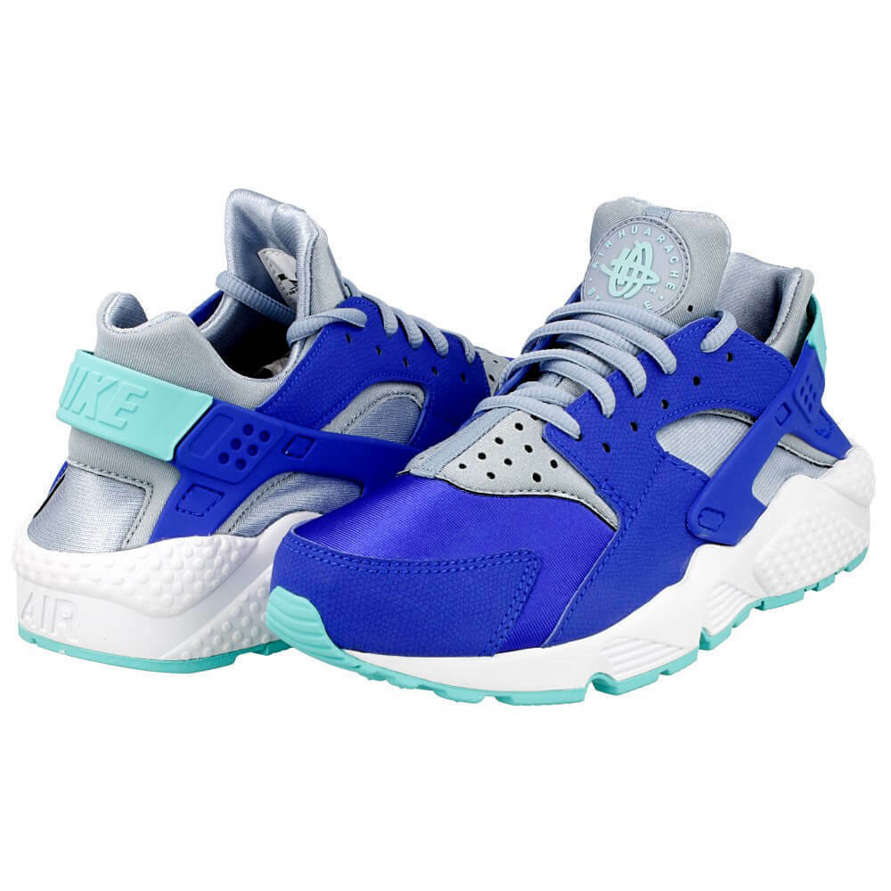Nike Wmns Air Huarache Run Shoes Women's Sneakers Blue 634835-404 Size 6.5