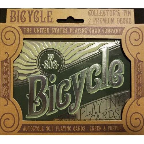 1 Gift Set Carte Bicycle Autocycle No