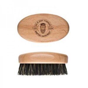 Dr K - Soap Company Spazzola Ovale Grande per Barba e Capelli Corti