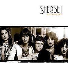 SHERBET ANTHOLOGY REMASTERED 2 CD NEW
