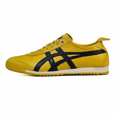 onitsuka tiger mexico 66 sd yellow black uk only uk