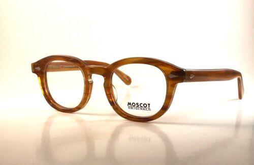 a0077bda0e4 2 of 5 Moscot Originals Lemtosh Medium Blonde Eyeglasses Style James Dean Johnny  Depp