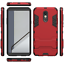 Pour-LG-Stylo-4-Telephone-Etui-Robuste-Armure-Hybrid-Protection-Housse-avec-Pied miniature 16