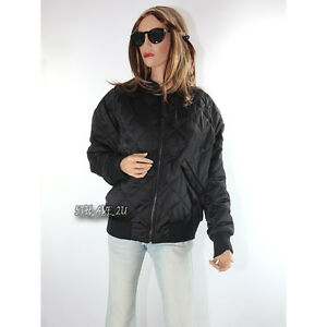 NWT Coach Bomber Quilted Coat Jacket with Leopard Lining F54128 ... : coach quilted coat - Adamdwight.com