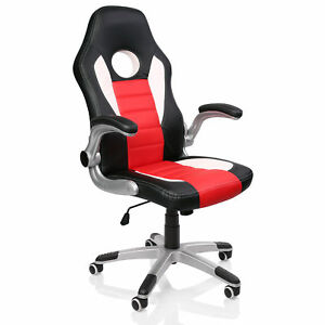 SILLA DE OFICINA SILLON DE DESPACHO ESTUDIO DIRECCION GIRATORIA RACING GAMING