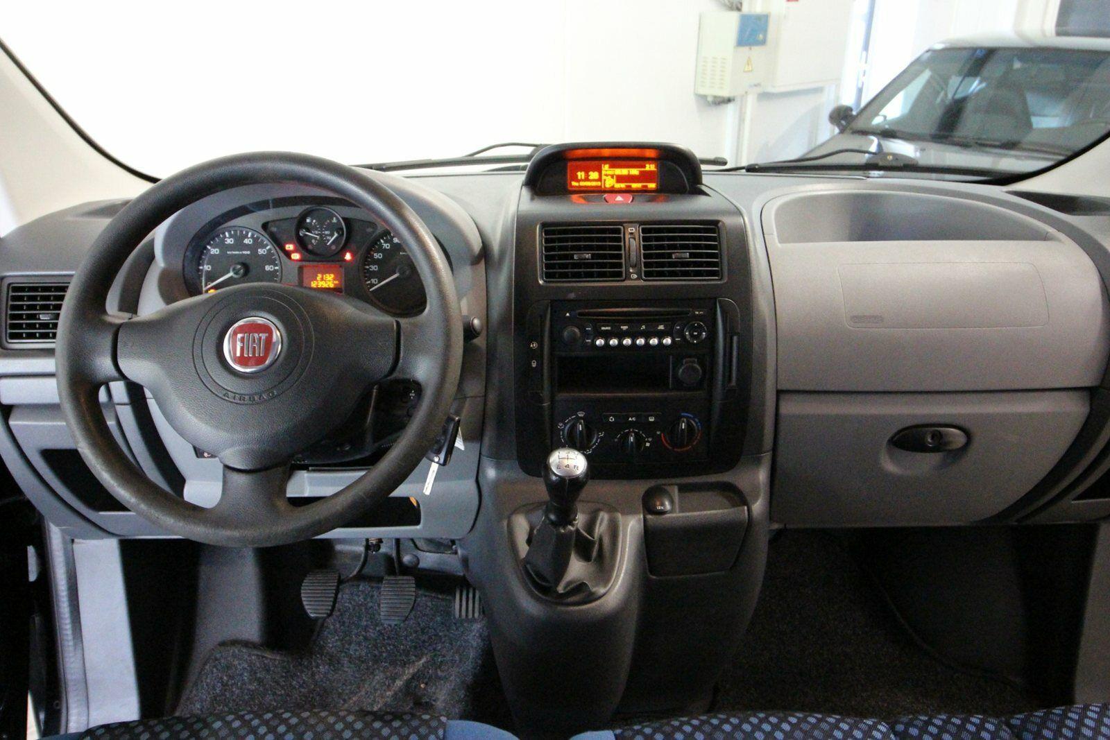 Fiat Scudo MJT 90 Combinato K