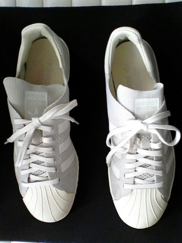 Adidas Superstar último 80 PK, gr.42, neuwertigEl último Superstar descuento zapatos para hombres y mujeres 8688cd