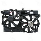 Dual Radiator and Condenser Fan Assembly-Rad / Cond Fan Assembly 4 Seasons 76228