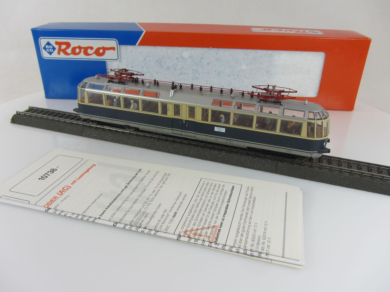 nuovi prodotti novità ROCO 69788 significherebbe treno treno treno et 91 della DB, di corrente alternata di esecuzione, digitale con OVP  stanno facendo attività di sconto