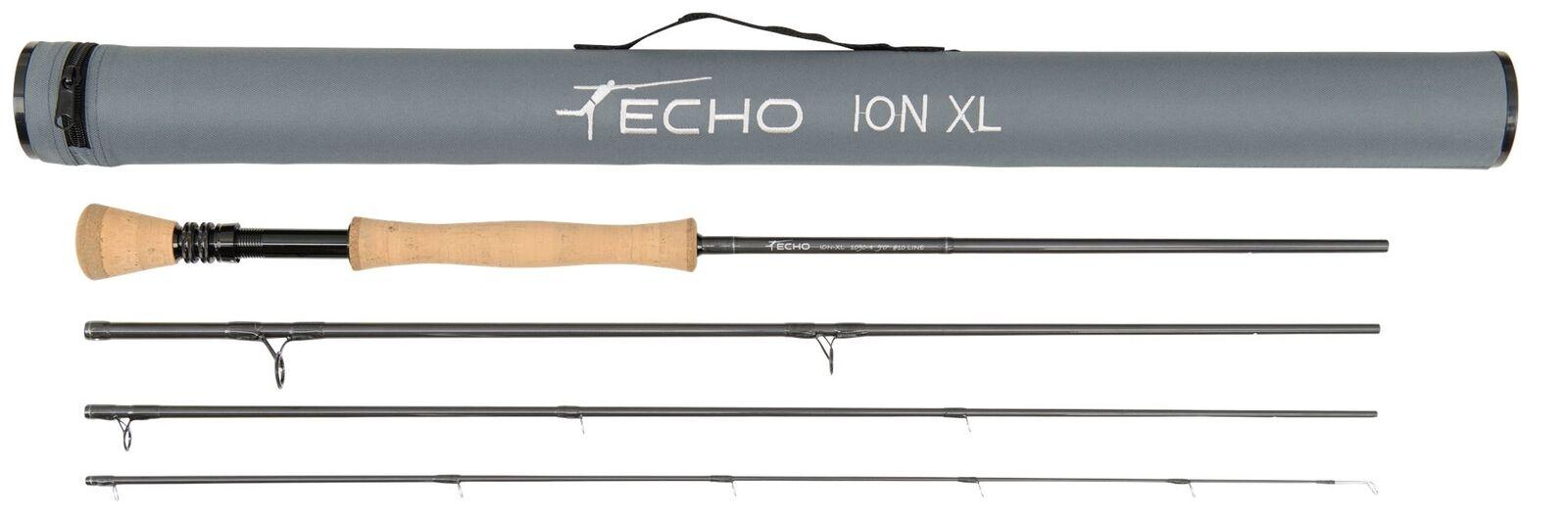 Echo Ion XL 5wt 10' 10' 10' 0  Caña Con Mosca-Garantía De Por Vida-Envío Gratis 4bdc3d