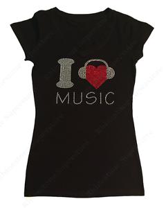 10811998 Women's Rhinestone T-Shirt