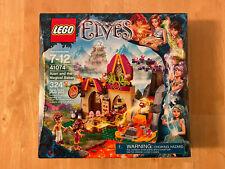 Lego 41074 ELVES Azari Magical Bakery MINIFIGS Johnny Sealed NEW Opened Box