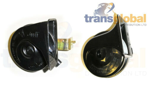 High /& Low Note Horns for Land Rover Discovery 2 YEB500040 YEB500060
