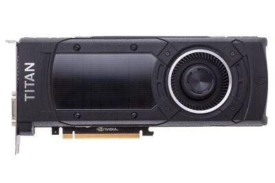 * Nvidia Gtx Titan X 12gb Di Ram Reference | Apple Mac Pro Upgrade Video Card Cuda *-
