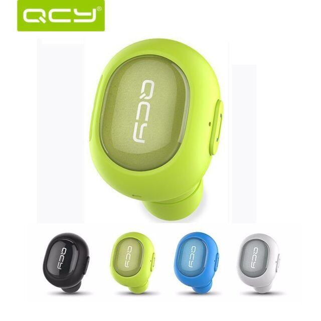 Mini Wireless Bluetooth Stereo Earphone Sport Headphone Music Headset Lot