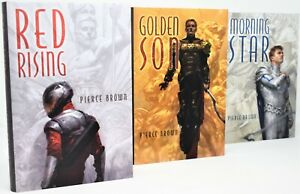 SIGNED-039-d-LIMITED-SET-Red-Rising-Golden-Son-Morning-Star-Pierce-Brown