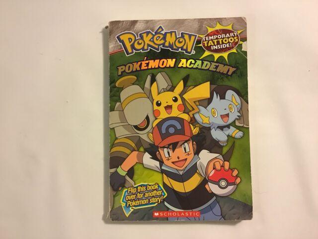 Pokemon: The Lost Riolu & Pokémon Academy by Scholastic