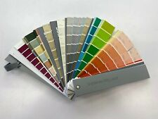 2020 Sherwin Williams Paint Fan Deck Interior Exterior Color Samples