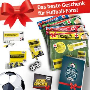 Details Zu Geschenke Fur Manner Bundesliga Notfall Set Die Liga Apotheke Fur Liga Fans