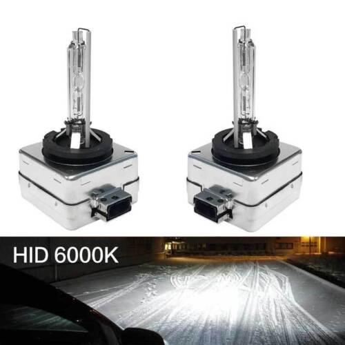 HID Xenon Bulb Kit D1S//D1R//D1C Auto Headlight Lamp 5000K//6000K//8000K//10000K 35W