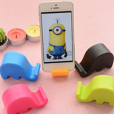 Elephant Stents Stand Holder for Universal Mobile Cell Phone Portable