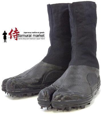 Stabile Ninja Tabi Stiefel/Schuhe mit SPIKES - Direkt aus Japan RIKIO (de)