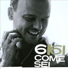 GIGI D'ALESSIO - 6 COME SEI NEW CD