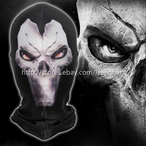 Darksiders 2 mask Darksiders skull mask  Balaclava cosplay mask