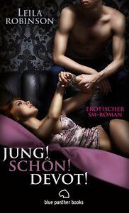 Jung-Schoen-Devot-Erotischer-Roman-von-Leila-Robinson-blue-panther-books