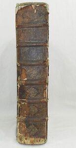 DICTIONNAIRE-HISTORIQUE-ET-CRITIQUE-TOME-1-de-2-PAR-BAYLE-ED-ORIGINALE-1697
