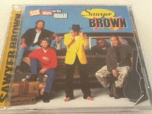 1 of 1 - Six Days On The Road - Sawyer Brown / Country CD Low Postage