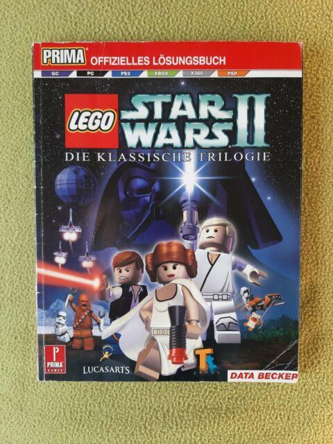 LEGO Star Wars II: Offizielles Lösungsbuch von Felix R. Buschbaum (2006,...