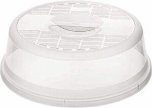 Rotho-Basic-Mikrowellenabdeckhaube-Kunststoff-BPA-frei-transparent-26-5-x