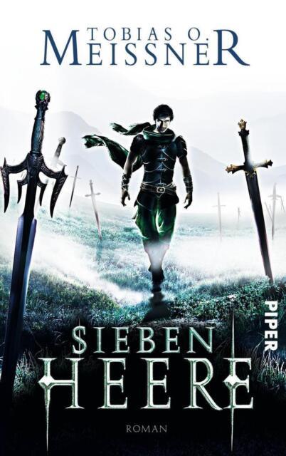 Tobias O. Meissner - Sieben Heere: Sieben Heere (1) - Großformat - UNGELESEN
