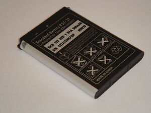 NEW-COMPATIBLE-BST-37-BATTERY-SONY-ERICSSON-K610i-W350i