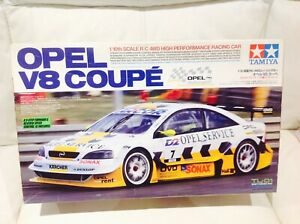 Tamiya-opel-V8-Coupe-58263-RC-faltan-partes-CHASIS-TL-01