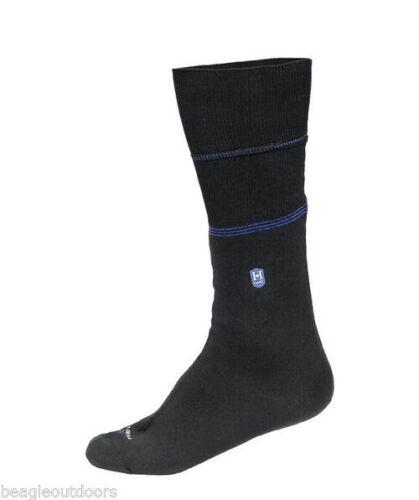 NEW Hanz Submerge Waterproof Socks Large Sock Black Breathable Thermal Level H2