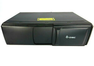 Audi-Audio-6-Disk-CD-Changer-Black-OEM-A4-B5-98-02-And-Others