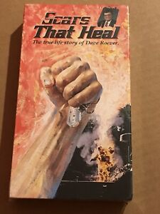 NEW-SEALED-Scars-That-Heal-VHS-1993-Vietnam-Veteran-War-Biography-Dave-Roever