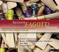 BASSOON FAGOTT! BASSON NEW CD