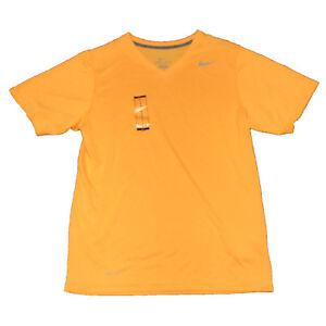96ec2b56 Nike Mens Dri Fit Legend V-Neck Running Training Tee T Shirt 532947 ...