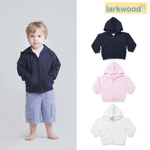 Larkwood Boys Toddler Hooded Sweatshirt