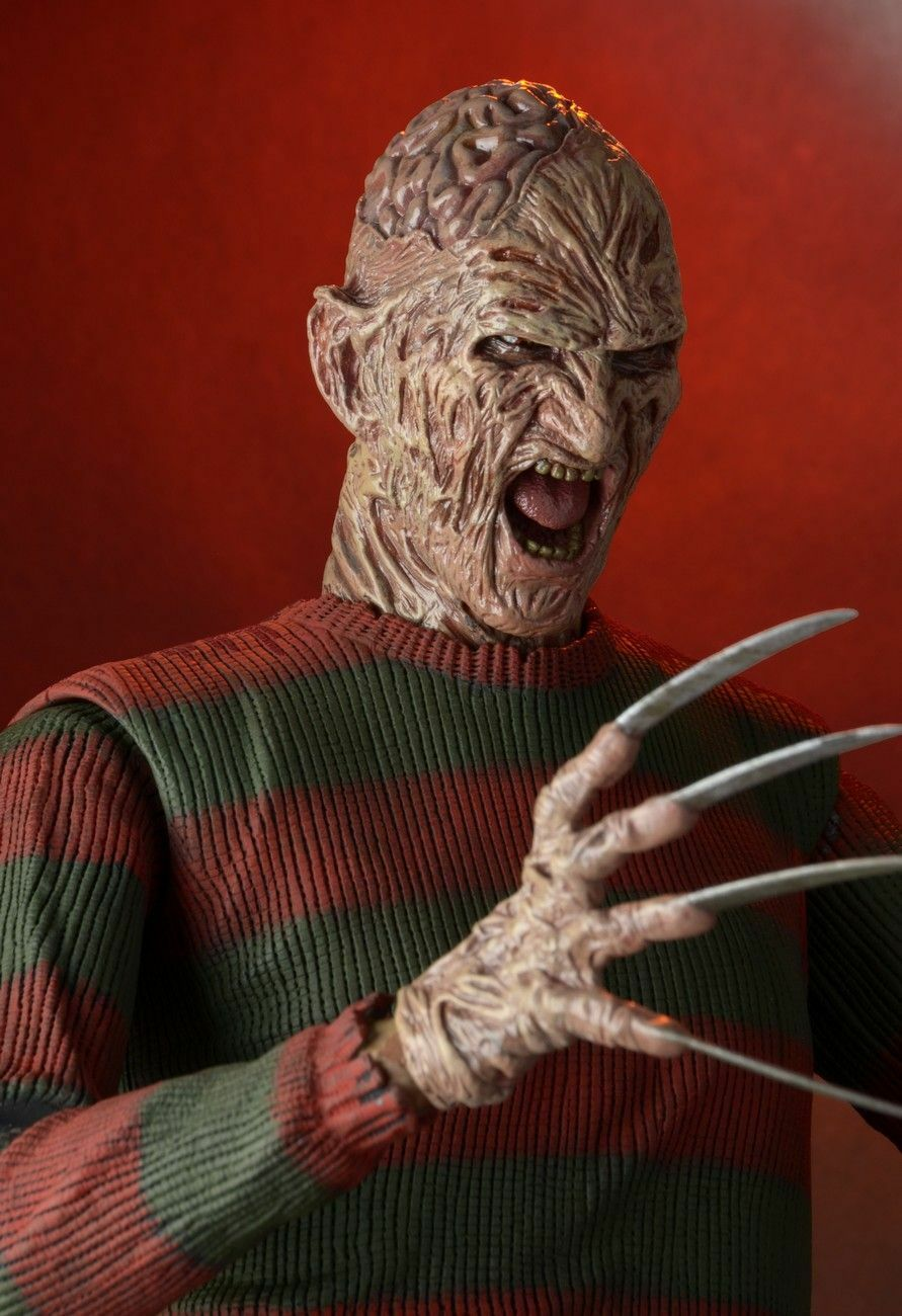 A Nightmare on Elm Street Part 2 - Frossody Krueger 1:4 Scale Action Figure
