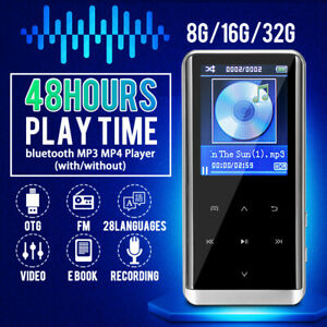 NEW-bluetooth-MP3-MP4-Music-Player-Hi-Fi-Lossless-Sound-Portable-FM-Radio-Voice