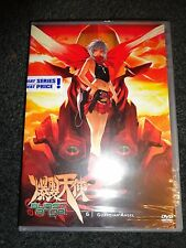 BURST ANGEL-Vol 6-GUARDIAN ANGEL-Maria & Jo face off in the ultimate fight